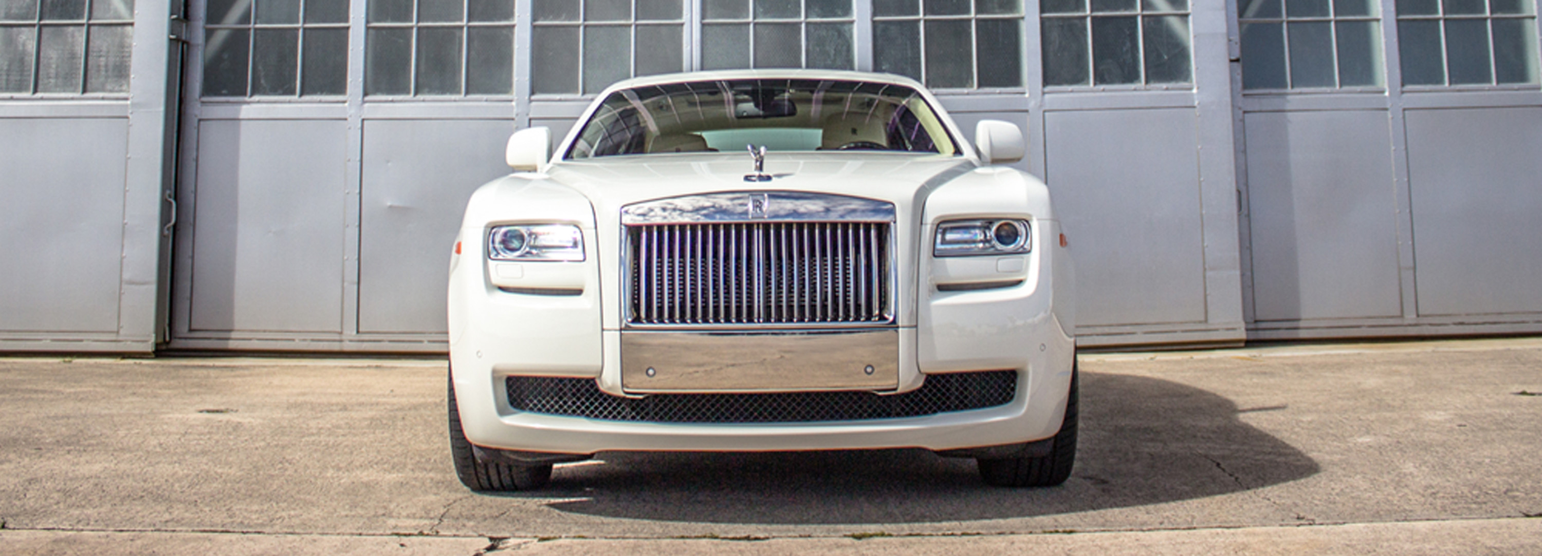 007 Rolls Royce Ghost View Of Luxury